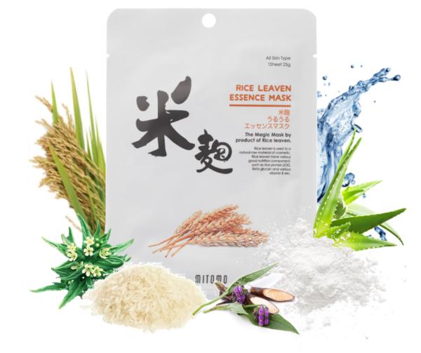 Maska ryżowa