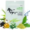 Maska z olejkiem z drzewa herbacianego