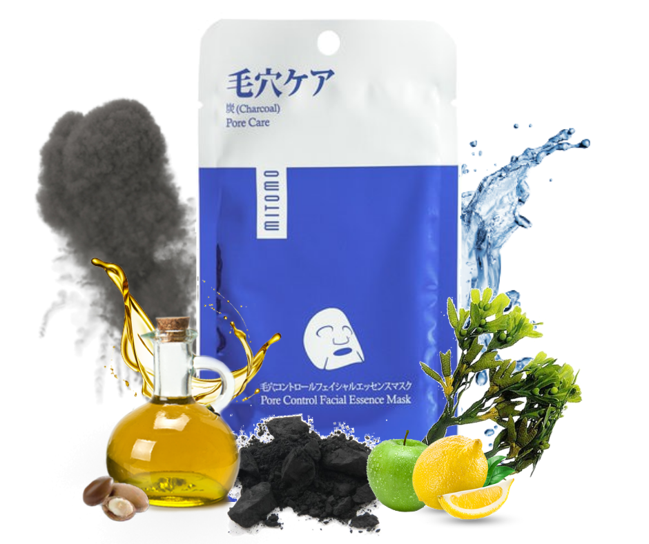 Maska z węglem - Pył wulkaniczny - jak działa w kosmetykach?