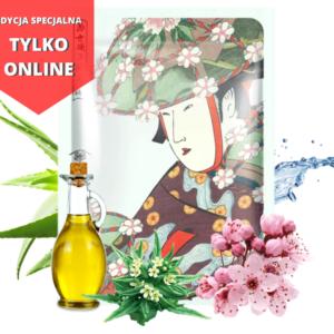 1 300x300 - Maska z ekstraktem z Aloesu i Kwiatem Wiśni Japońskiej