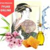 2 100x100 - Maska z Mleczkiem Pszczelim i Kwiatem Wiśni Japońskiej
