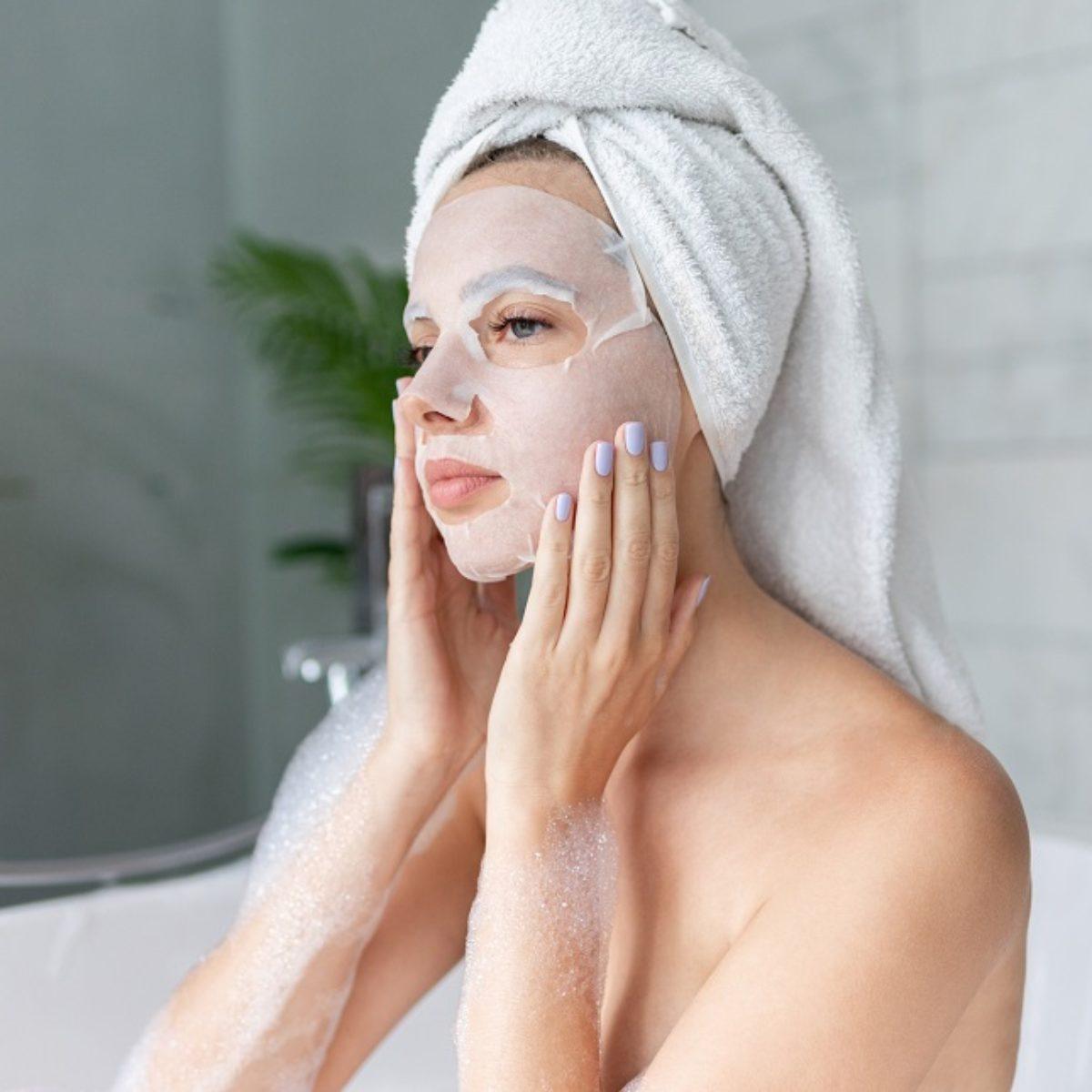 Jak pielęgnować cerę w czasie kwarantanny? Postaw na maski mitomo!
